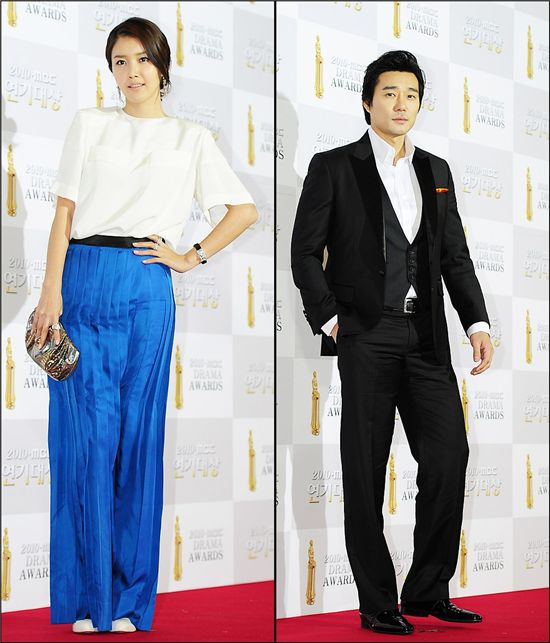 PD Award, Acting: Lee Tae Gon ( Golden Fish ), Chae Jung Ahn ( Queen ...